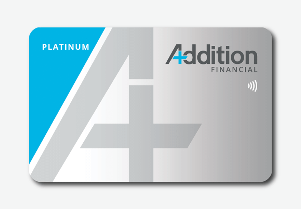 Platinum Low Rate credit card
