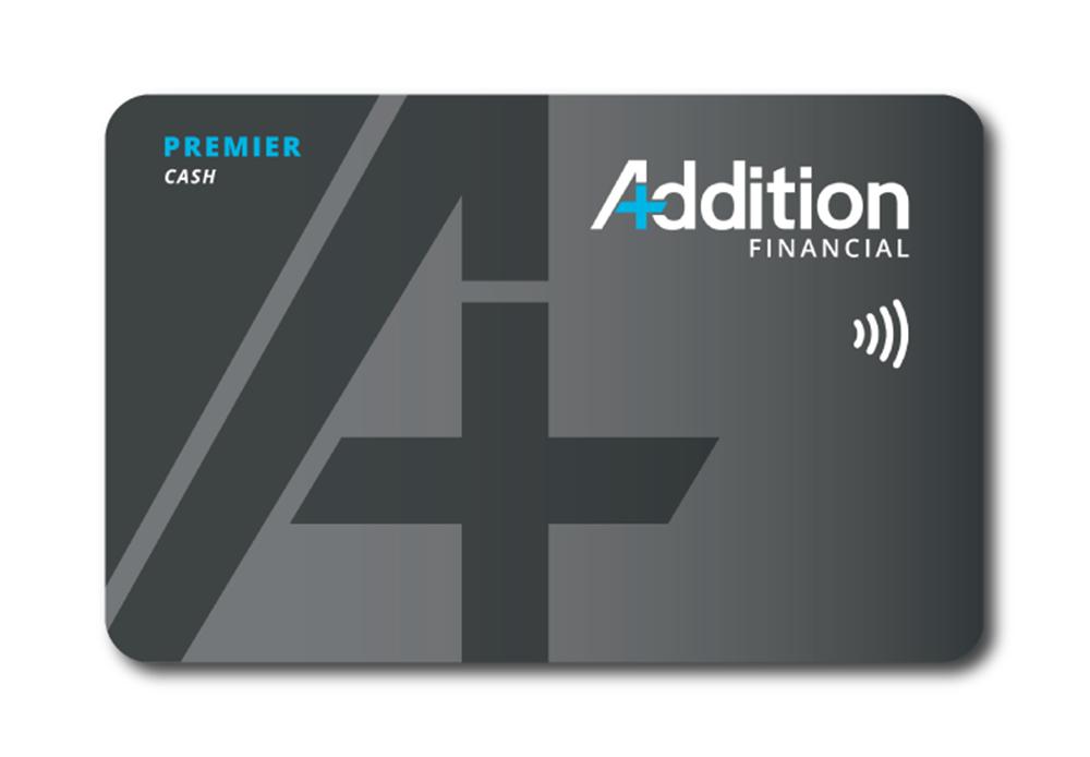 Premier Cash credit card
