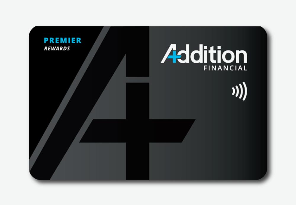 Premier Rewards credit card