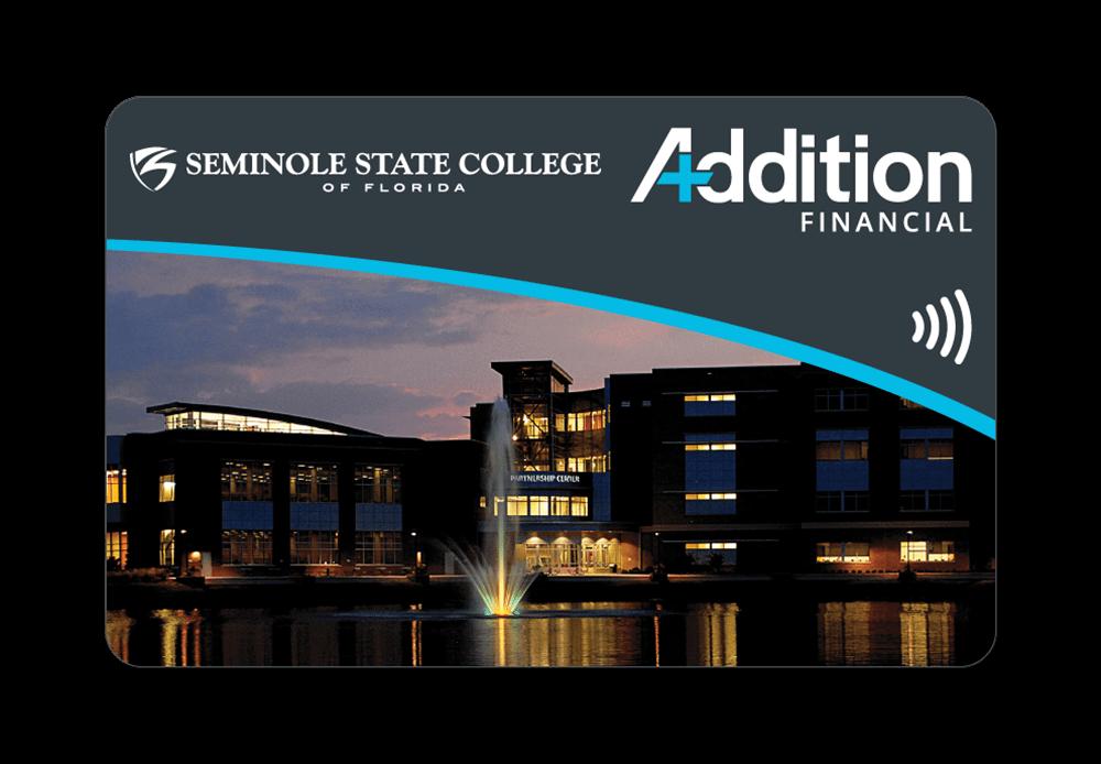 Seminole State College debit card