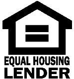 Equal Housing Lender. We do business in accordance with the Federal Fair Housing Law and the Equal Credit Opportunity Act.